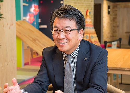 ホームテック株式会社 代表取締役 高橋 久明