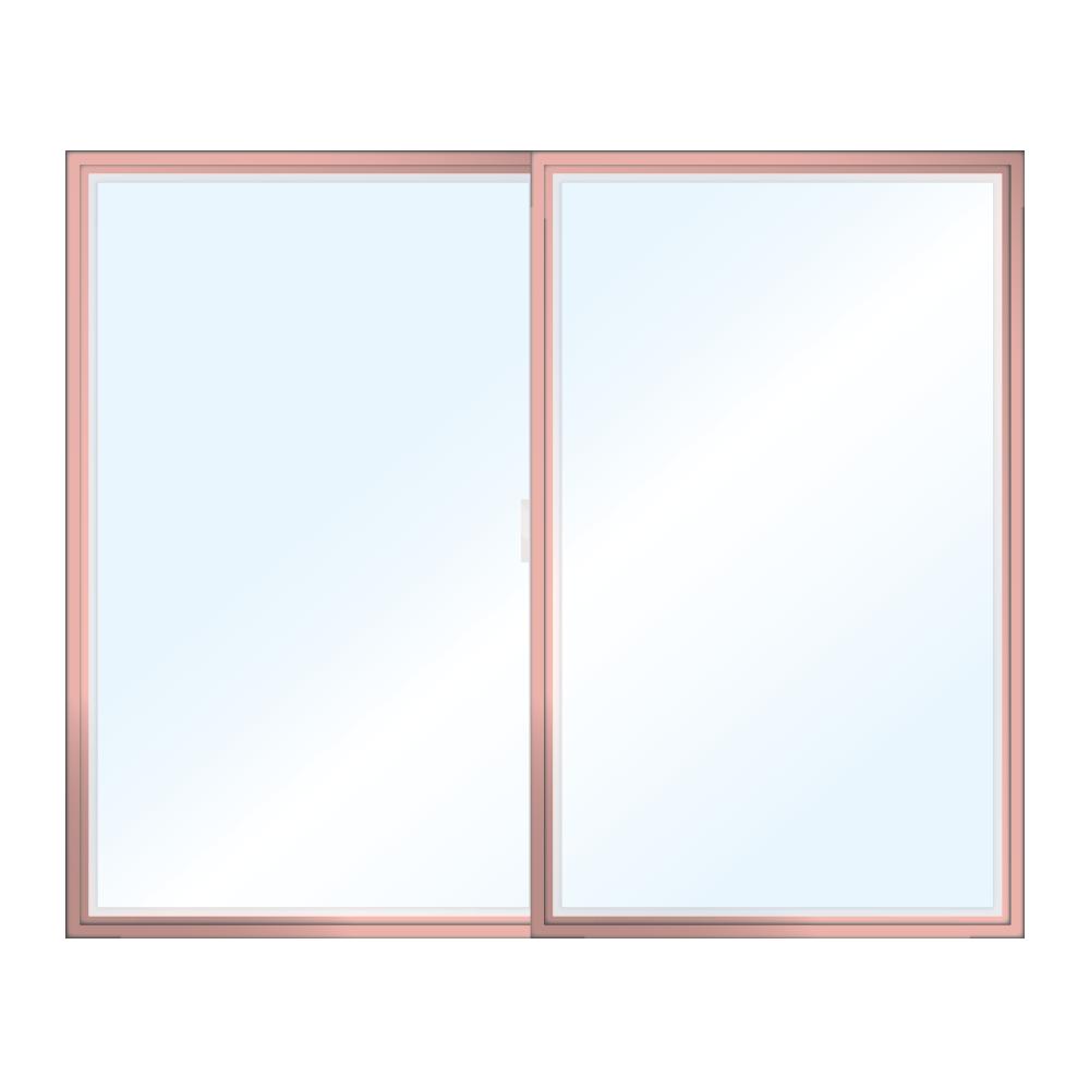 断熱ガラス体験