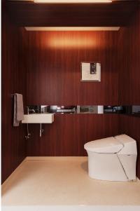 リフォームプライス八王子店のトイレです