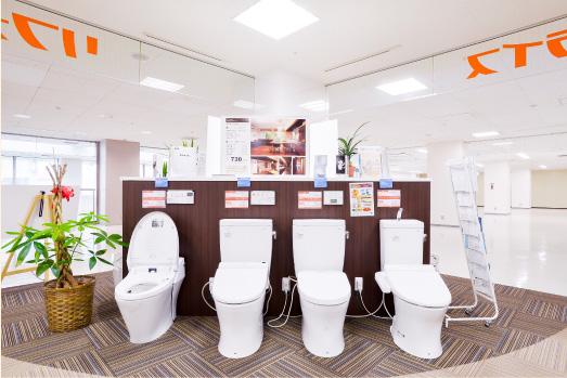 リフォームプライス 入間店 トイレ