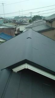 屋根 リフォーム後