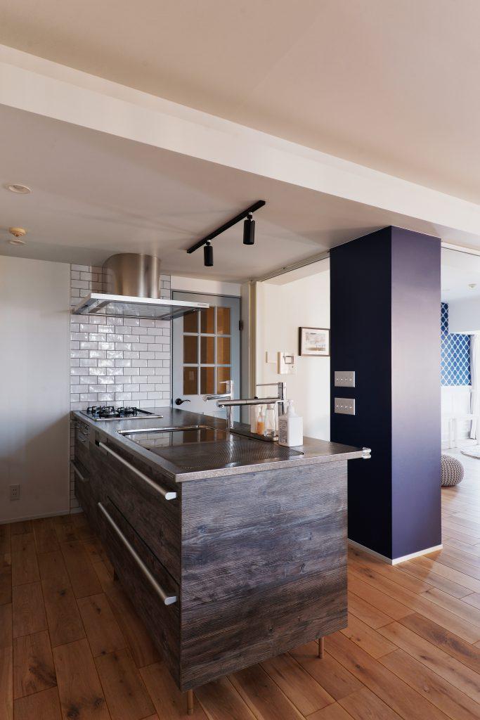 タイル、建具、スイッチのディティールまでこだわり、理想通りの家に仕上がりました