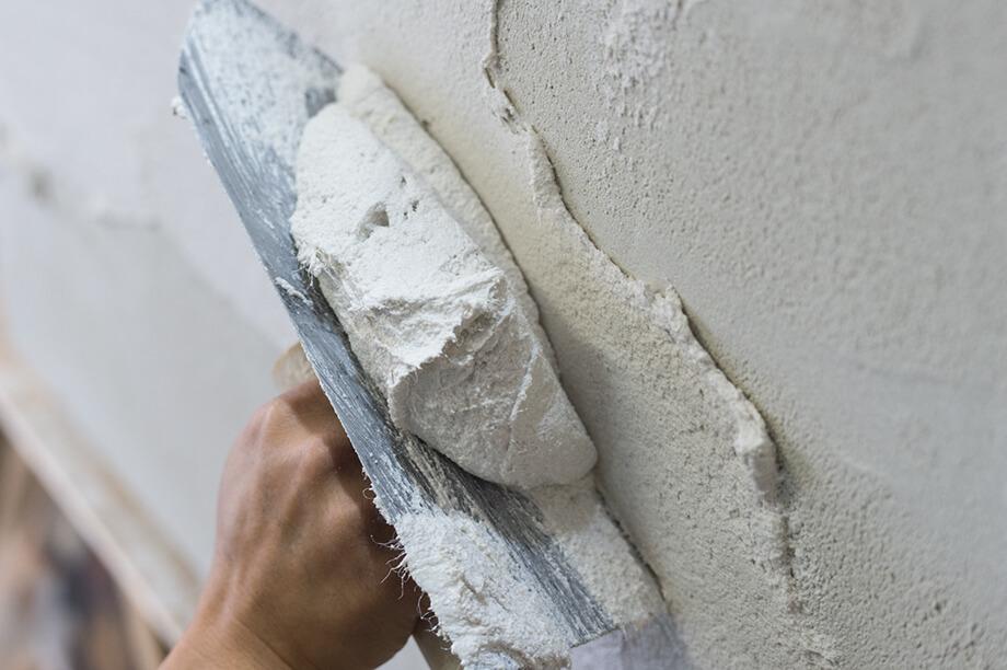漆喰は理想の内装仕上げ材?