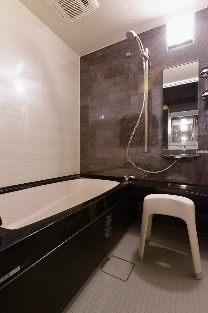 浴室の施工事例1