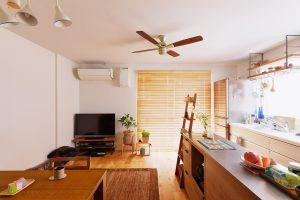 築34年戸建てリノベ | 2世帯化住宅で叶える、家族みんなが心地よい暮らし