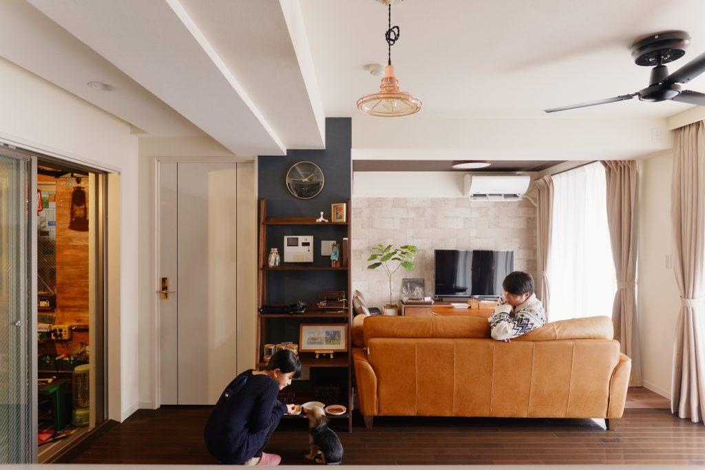 築17年マンションリノベ | Home Sweet home